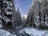 Гора Брецкул, Черногорский хребет