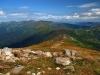 Гора Бребенескул, Черногорский хребет