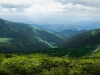 Гора Туркул, Черногорский хребет