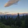 Пейзажи с полонины Квасничок