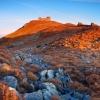 Карпаты поход: На вершине горы Поп Иван Черногорский