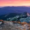 Поход в Карпаты: Закат над Мармаросами