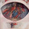 Мангуп. Южный монастырь. Роспись пещерной церкви. Крым