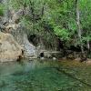 У входа в пещеру Узунджа. Походы Крым