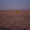 Кашан, соляное озеро