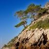 Ликийская тропа:  виды по маршруту недалеко от поселка Кабак