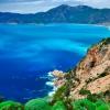 Пеший поход по Турции: вид на Олюдениз, Средиземное море
