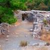 Поход по Турции: Ликийская тропа, развалины древнего храма Гефеста