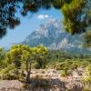 Поход по Турции: окрестности каньона Гармонии