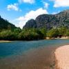 Путешествие по Турции: река Чирала, что впадает в Средиземное море