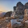 Путешествие по Турции: Ликийская тропа, древние развалины над поселком Кумлуджа