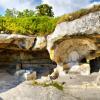 Поход в Крым: пещерный город Эски-Кермен