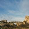 Поход по пещерным городам: Мангуп, руины цитадели