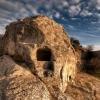 Поход по Крыму: пещерный город Эски-Кермен