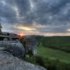 Турпоход по Крыму: пещерный город Эски-Кермен