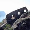 Развалины укреплений на горе Аскети. Поход по Крыму