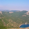Поход Крым: вид с горы Куш-Кая