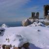 Пешие походы по Крыму: генуэзская крепость Чембало, зима