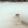 Поход по Крыму: крепость Чембало в тумане
