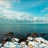 Походы Крым: Золотой пляж зимой