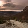 На спуске с Кыз-Кермена. Крым