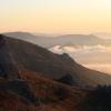 Рассвет на перевале, Крым