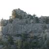 Эту вершину некоторые севастопольцы называют Рубкой: она действительно похожа на ограждение рубки дизельной ПЛ. Поход по Крыму. Фото Дмитрия Киселева