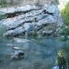 Река Чёрная: участок Верхней Петли. Поход по Крыму. Фото Дмитрия Киселева