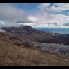 Вид с Ангар-Бурун. Поход на Ангар-Бурун