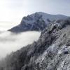 Вид на Ангар-Бурун. Поход Крым