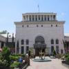 Вокзал Симферополя. Крым