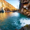 Поход по Карпатам: река Прут