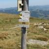Поход Карпаты: Вид с горы Бребенескул