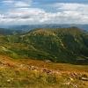 Карпаты поход: Гора Вухатый Каминь