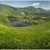 Поход в Карпаты: озеро Несамовыте