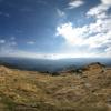 Карпаты поход: Развалины астрономо-метеорологической обсерватории на горе Попиван