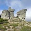 Карпаты поход: По дороге к Вухатому камню