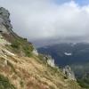 Карпаты поход: Возле горы Вухатый Каминь