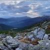Поход в Карпаты: Панорама с Туркула