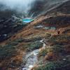 Поход по Черногорскому хребту: тропа до озера Бребенескул через полонину Бребеняска