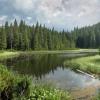 Поход по Черногорскому хребту: озеро Маричейка