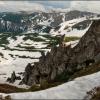 Поход по Черногорскому хребту: гора Шпицы