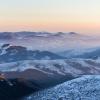 Поход по Черногорскому хребту: виды с Поп-Ивана зимой