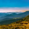 Поход по Черногорскому хребту: г. Пожижевская
