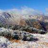 Поход по Черногорскому хребту: горы Ребра и Шпицы