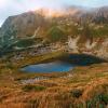 Поход по Черногорскому хребту: озеро Бренебрескул