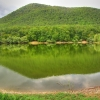 Горное озеро, поход по Крыму