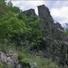 Склоны горы Ай-Йори, поход Крым