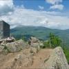 На вершине горы Святого Георгия (Ай-Йори), поход Крым