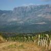 Вид на Демерджи с подножия Ай-Йори, пеший поход Крым